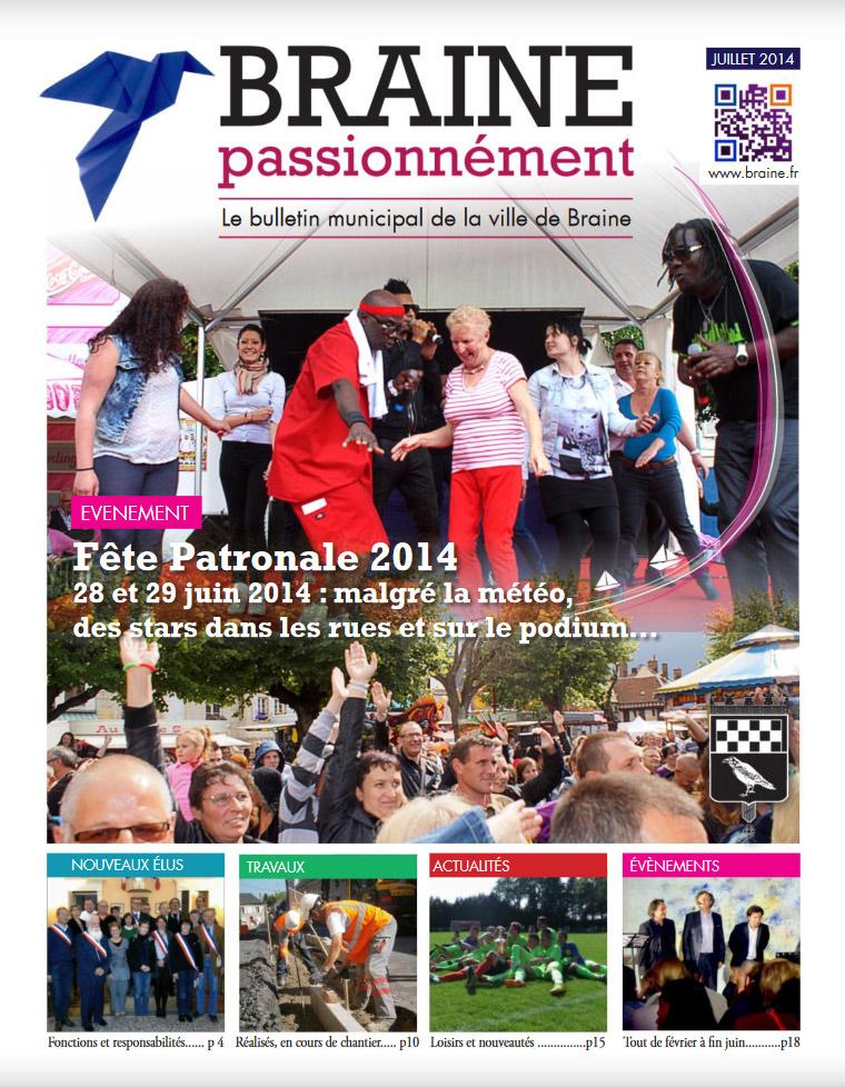 Bulletin municipal- juillet 2014