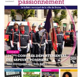 Bulletin municipal Braine juin 2015