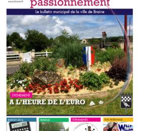 Bulletin municipal Braine juin 2016