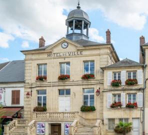 Mairie de Braine