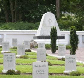 cimetière danois