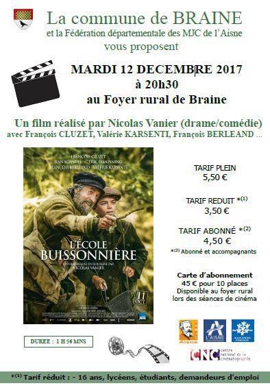Cinéma : L'école buissonnière