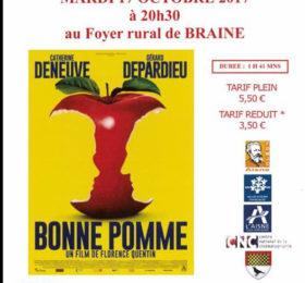 Cinéma : Bonne Pomme