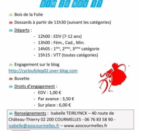 Cyclocross VTT Braine