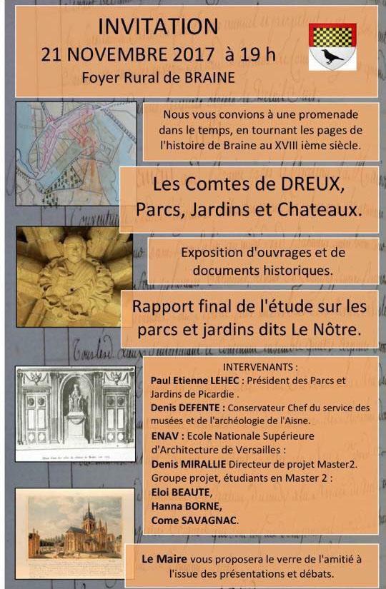 Exposition d'ouvrages et documents historiques