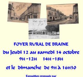Exposition : Braine et ses commerces, une longue histoire