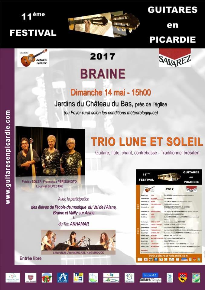Festival Guitares en Picardie