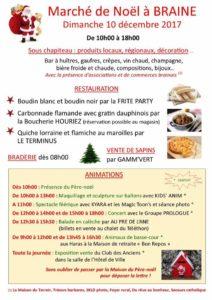 Marché de Noël de Braine