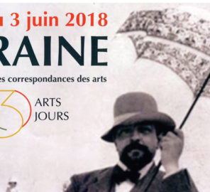 affiche festival 3 arts