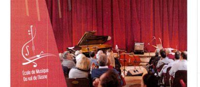 Concert des débutants de l'Ecole de Musique