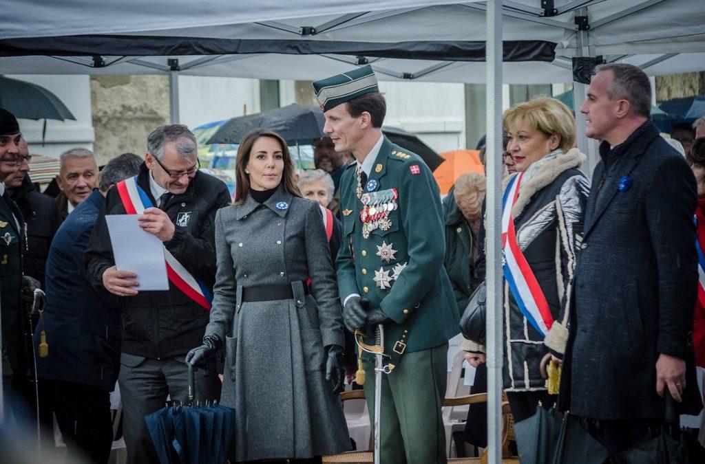 Prince et Princesse du Danemark – Novembre 2018