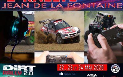 Organisation d'un rallye virtuel ! Le 1er E-rallye Jean de la Fontaine