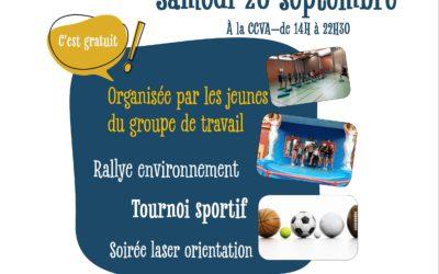 Journée sportive 26 09 2020