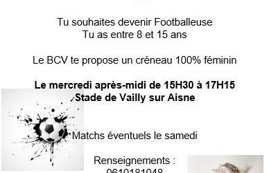 BCV FC – Section féminine