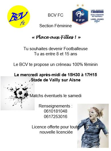 BCV FC – Section féminine