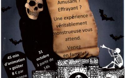 Halloween au fort de Condé