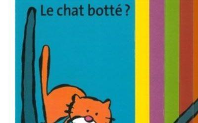 Le chat botté Jean Maubille