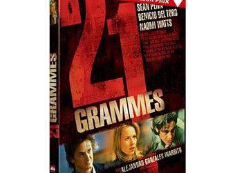 21 grammes DVD