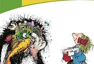 Le monstre poilu et 3 autres histoires. Livre lu Cd