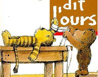 Je te guérirai dit l'ours
