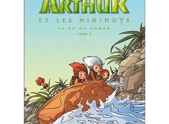Arthur et les Minimoys – Tome 2