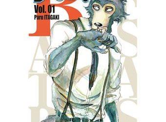 Beastars Tome 01