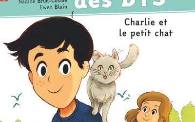 Le club des DYS  : Charlie et le petit chat