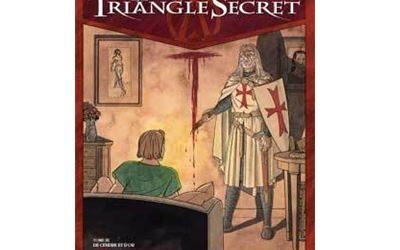 Le Triangle Secret – De Cendre et d'or Tome 3
