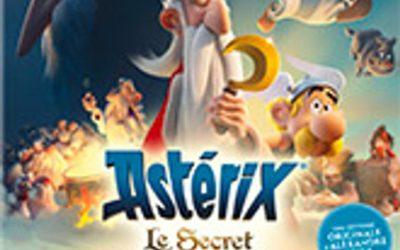 Astérix : Le Secret de la Potion Magique DVD