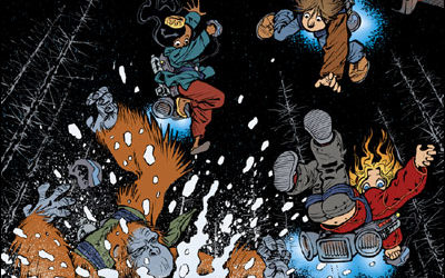 Fugitifs sur Terra II – Tome 3 : Fugitifs sur Terra II