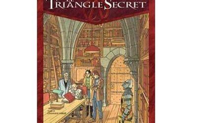 Le Triangle Secret – L'Evangile oublié Tome 4