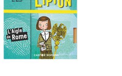 Les enquêtes de Lottie Lipton – : L'aigle de Rome