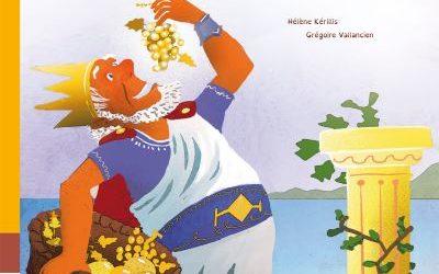 Ma première mythologie – L'or du roi Mida