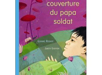 La couverture du papa soldat