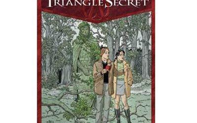 Le Triangle Secret – Le Jeune homme au suaire Tome 2