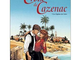 La croix de Cazenac :Tome 7 Les Espions du Caïre