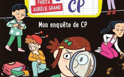 L'école d'Agathe – : Mon enquête de CP, Cycle 2