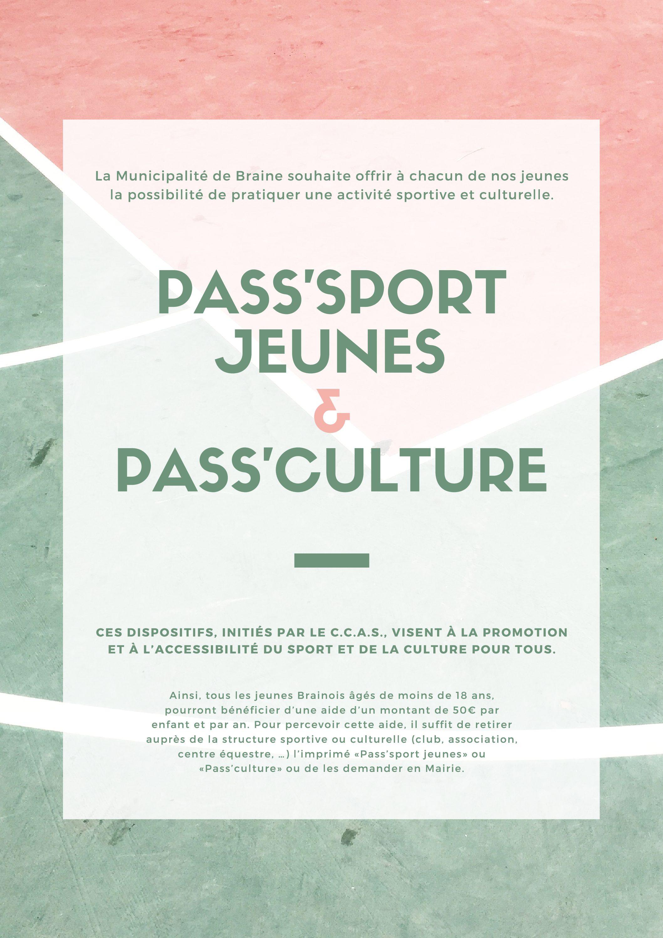 Pass'sport jeunes – Pass'culture