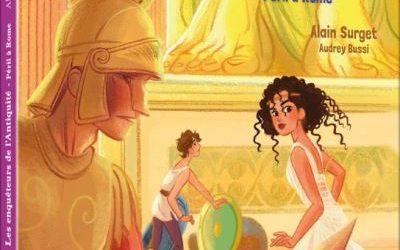 Les enquêteurs de l'Antiquité –  Péril à Rome