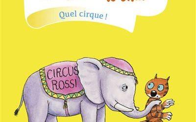 Marius le chat – Tome 11 : Quel cirque !