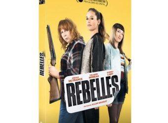 Rebelles : DVD