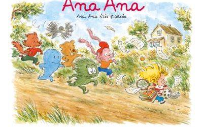 Ana Ana Tome 11 : Très pressée