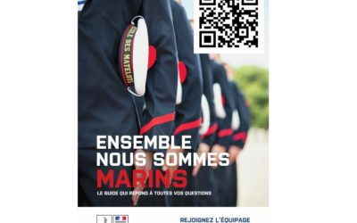 La Marine National recrute et forme
