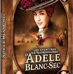 Les aventures exrtraordinaires d'Adèle Blanc-Sec : Fantastique Science-fiction