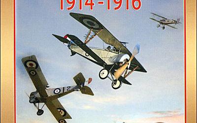 Avions de la première guerre mondiale 1914 – 1916