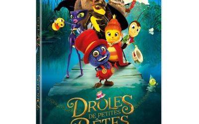 Drôles de petites bêtes DVD Jeunesse