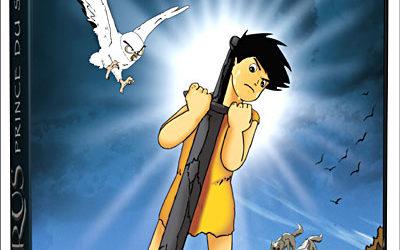 Horus, Prince du soleil DVD Jeunesse