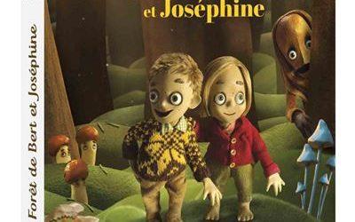 L'étrange forêt de Bert et Joséphine DVD Jeunesse