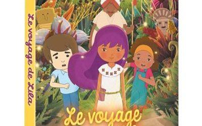 Le voyage de Lila DVD Jeunesse