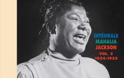 Integrale Mahalia Jackson vol 4 1953/54